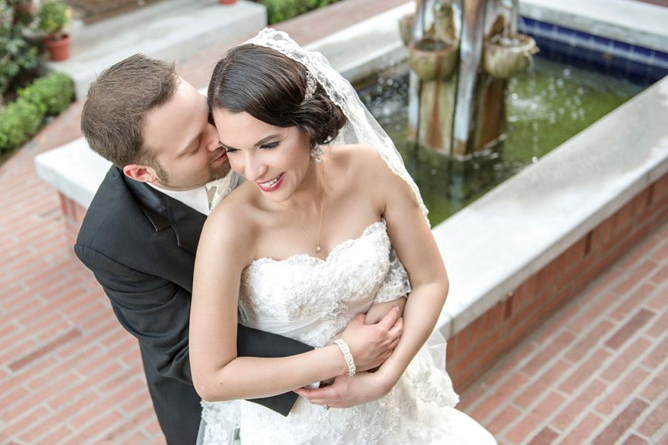 A Yellow and Grey Wedding at Villa Del Sol