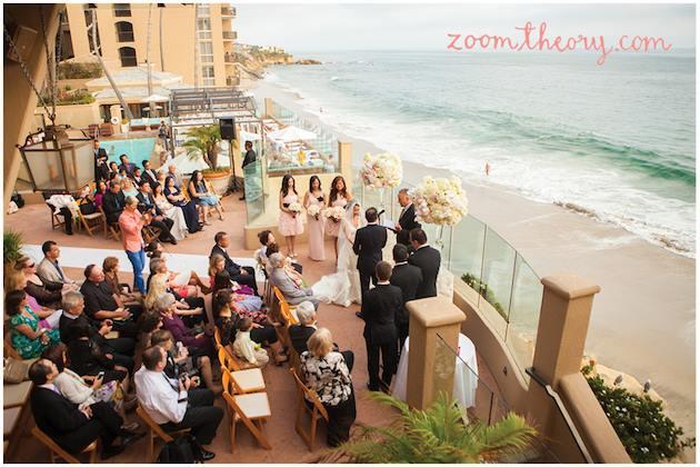 A Surf And Sand Resort Wedding