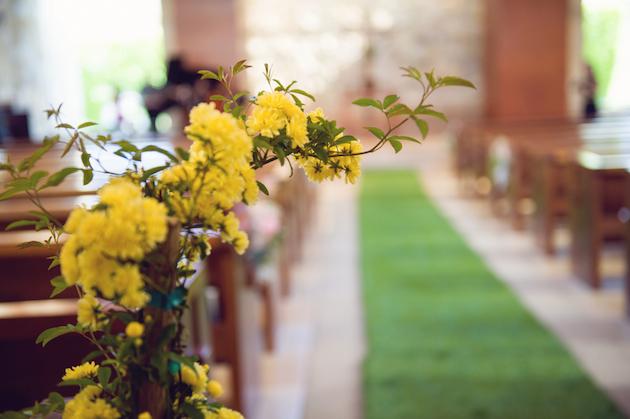 Wesly & Pauline   A Garden-Inspired Wedding