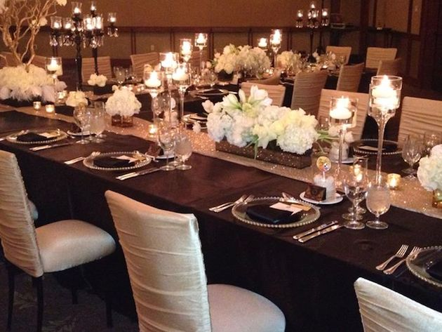 Gatsby-Inspired Tablescape