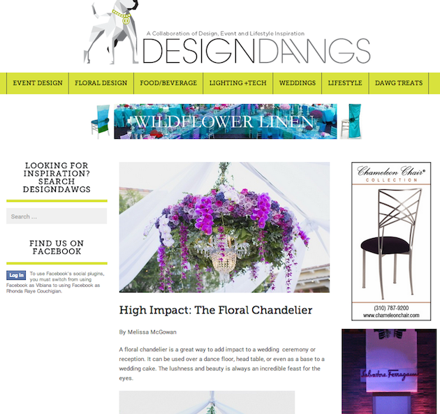 Featured on Design Dawgs!