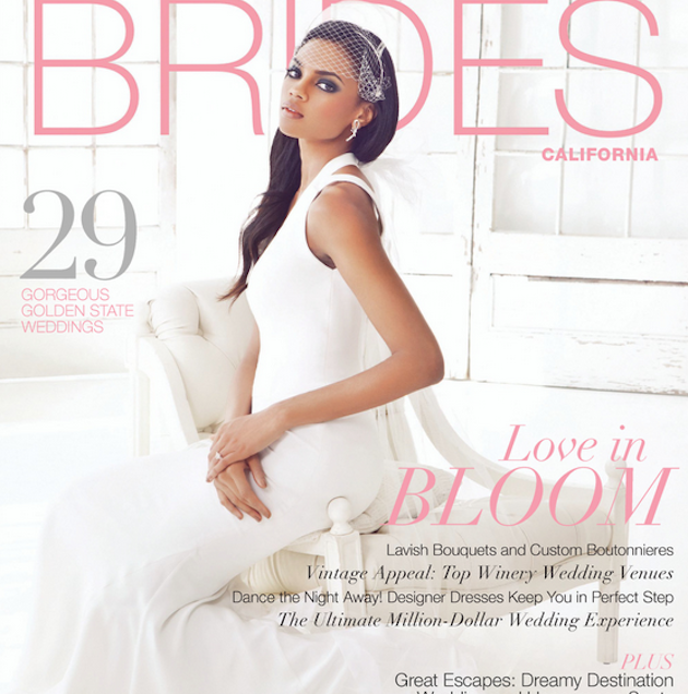 Featured in Modern Luxury Brides!