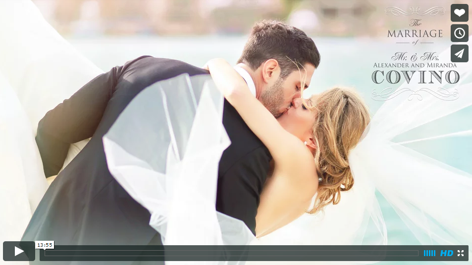 Alexander + Miranda | Wedding Highlight Video