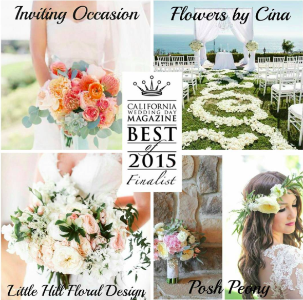 CWD Best of 2015 | Best OC Florist