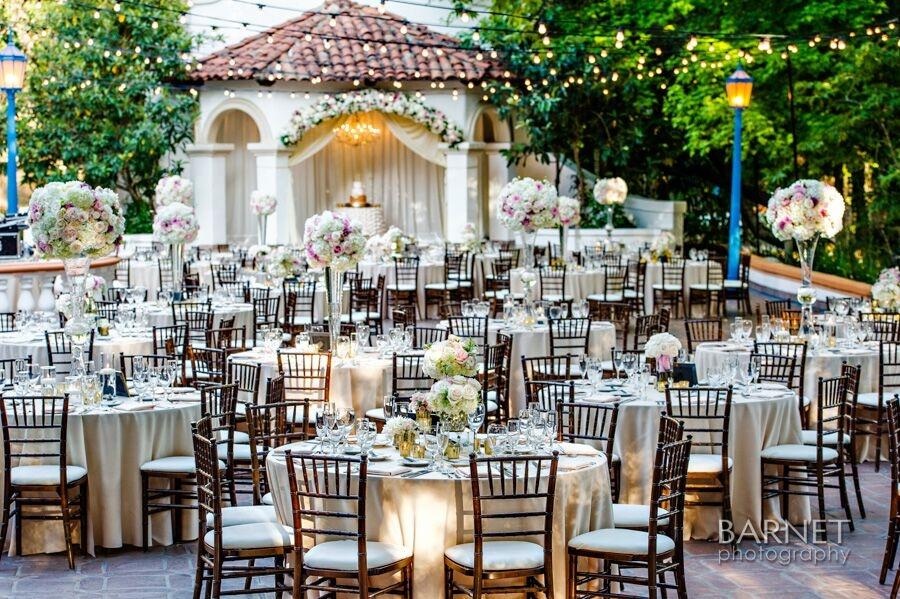 Romantic Rancho Las Lomas Wedding