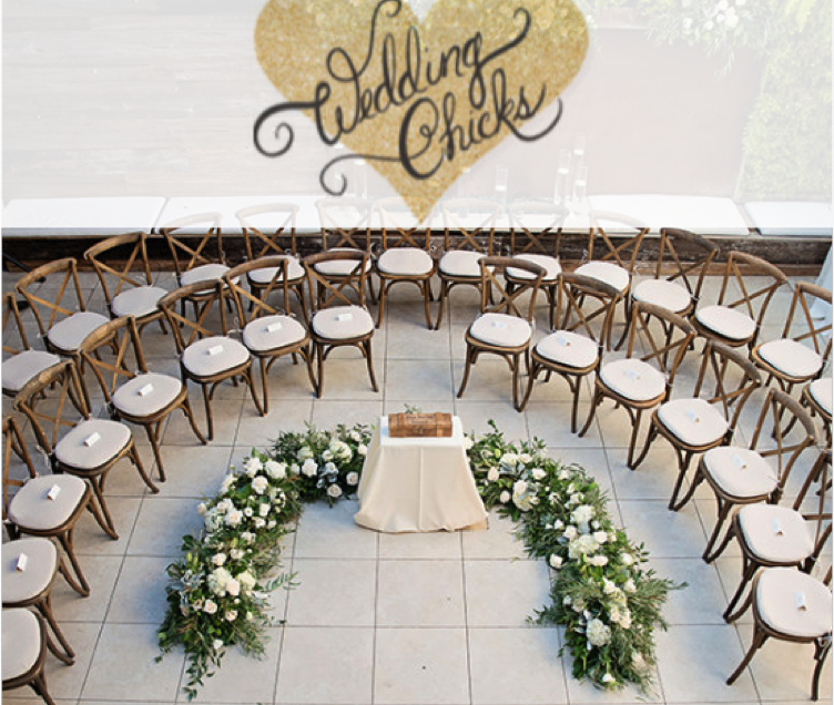 Featured on Wedding Chicks!