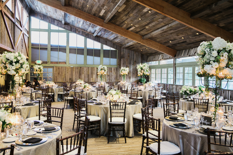 Romantic Calamigos Ranch Wedding