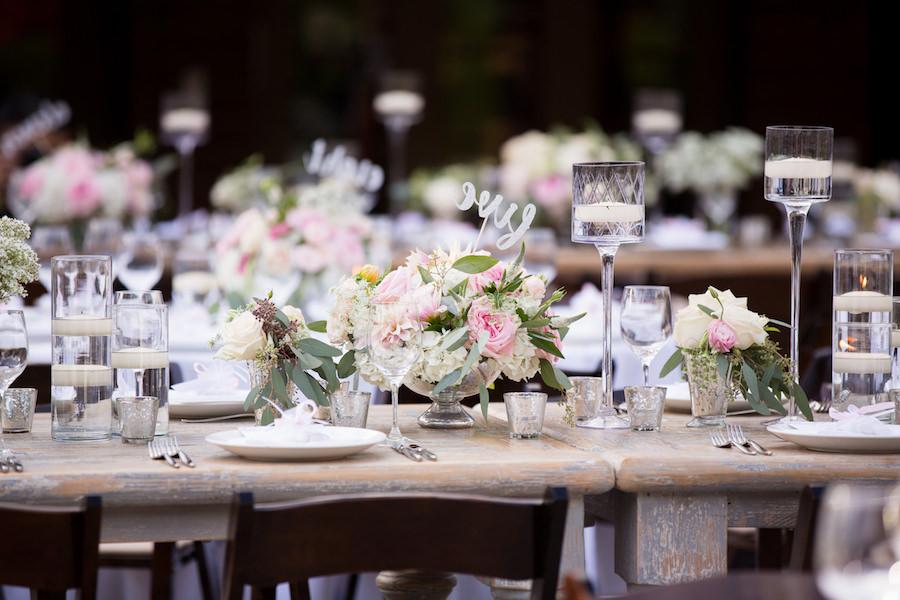 Blush Laguna Beach Wedding Featured on Reverie Gallery