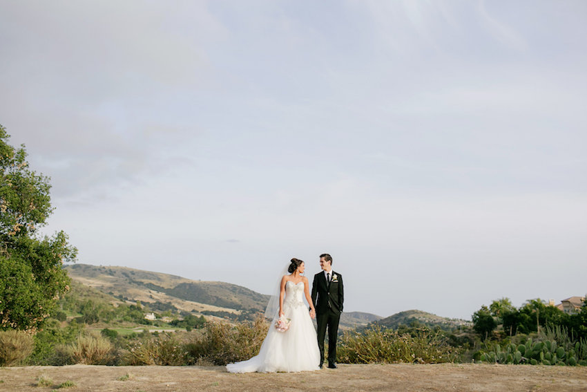 Dove Canyon Wedding Featured on Reverie Gallery
