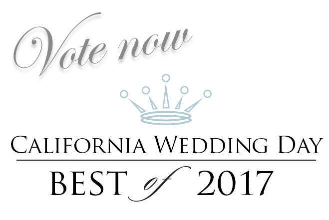 California Wedding Day Best of 2017 Finalist | Best OC Florist