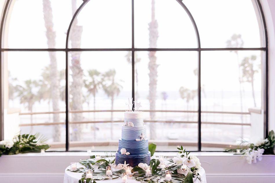 wedding cake, cake table, wedding flowers, flowers, flowers by cina, navy, navy wedding