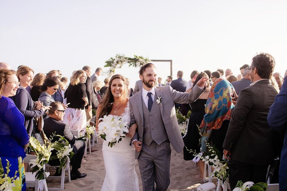 i do, bride, groom, wedding ceremony, wedding flowers, bouquet, navy, flowers by cina