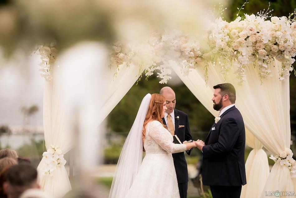 Enchanting Laguna Cliffs Marriott Wedding
