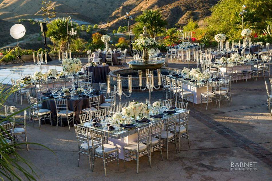 Elegant Outdoor Wedding Featured on Ceremony Magazine