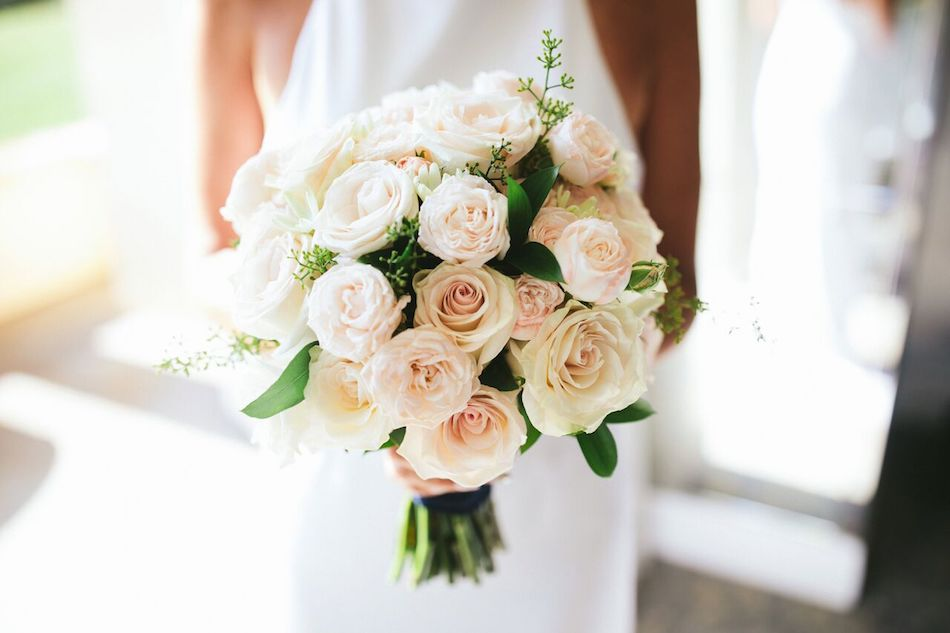 bouquet, wedding bouquet, wedding flowers, orange county florist, ivory and gold