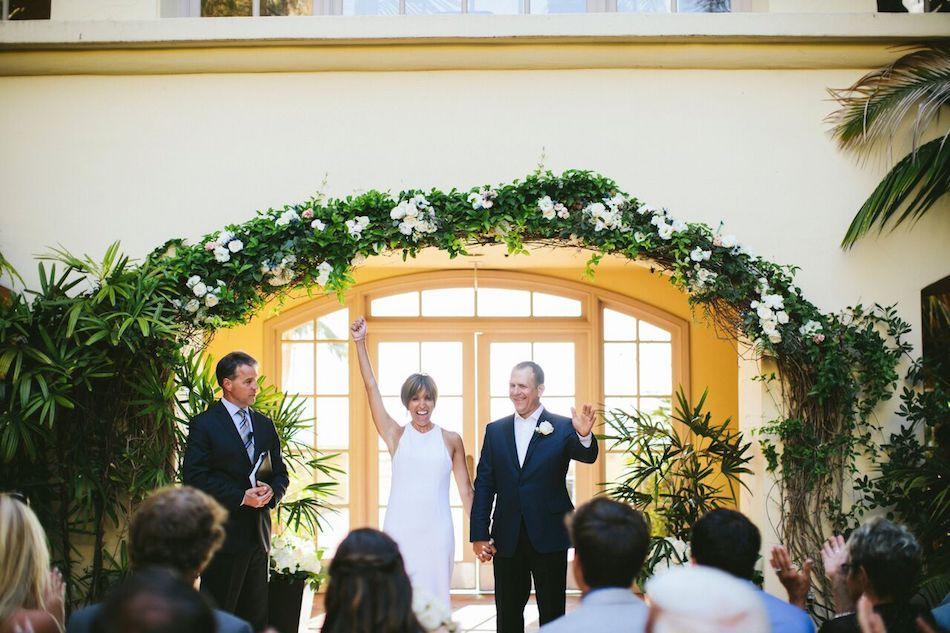 wedding ceremony, wedding flowers, wedding florist, orange county wedding, orange county florist, flowers by cina, ritz carlton laguna niguel