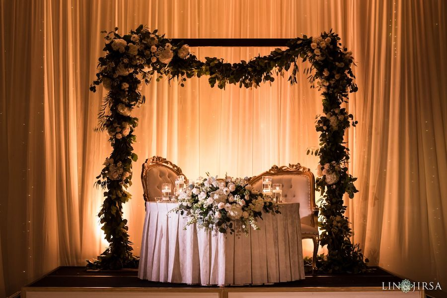 A White Wedding at  Hyatt Regency Huntington Beach