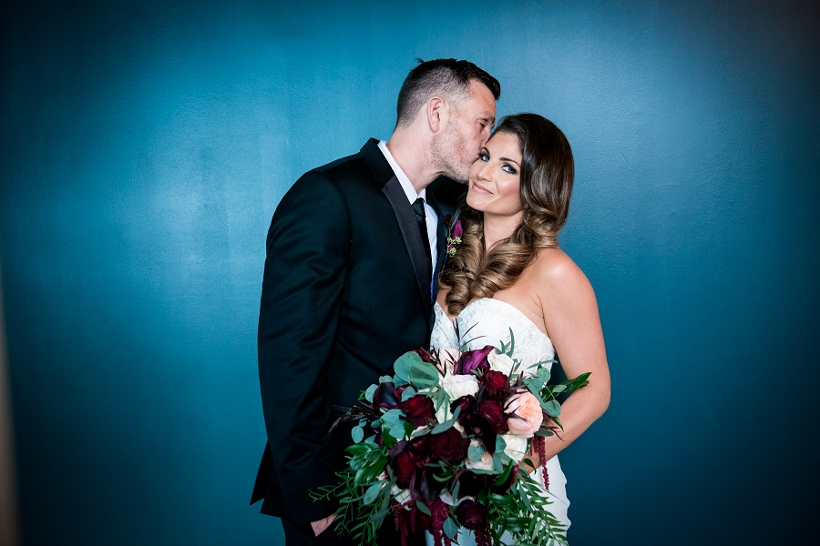 Lauren and Will Featured on Inside Weddings