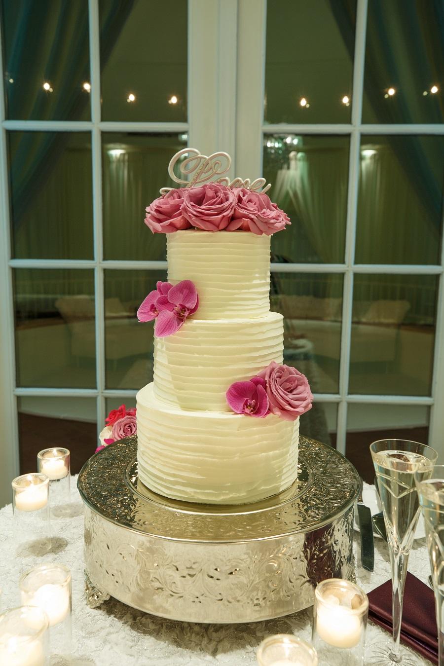 Ritz Carlton Laguna Niguel, pink hued ceremony, Lisa Simpson Weddings, Flowers by Cina, Frank Salas