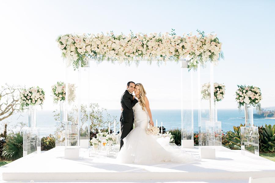 Feature: Arteen & Kat on Strictly Weddings