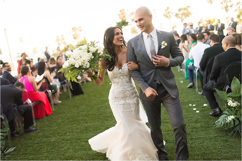 Feature: Maryam & Alex on California Wedding Day