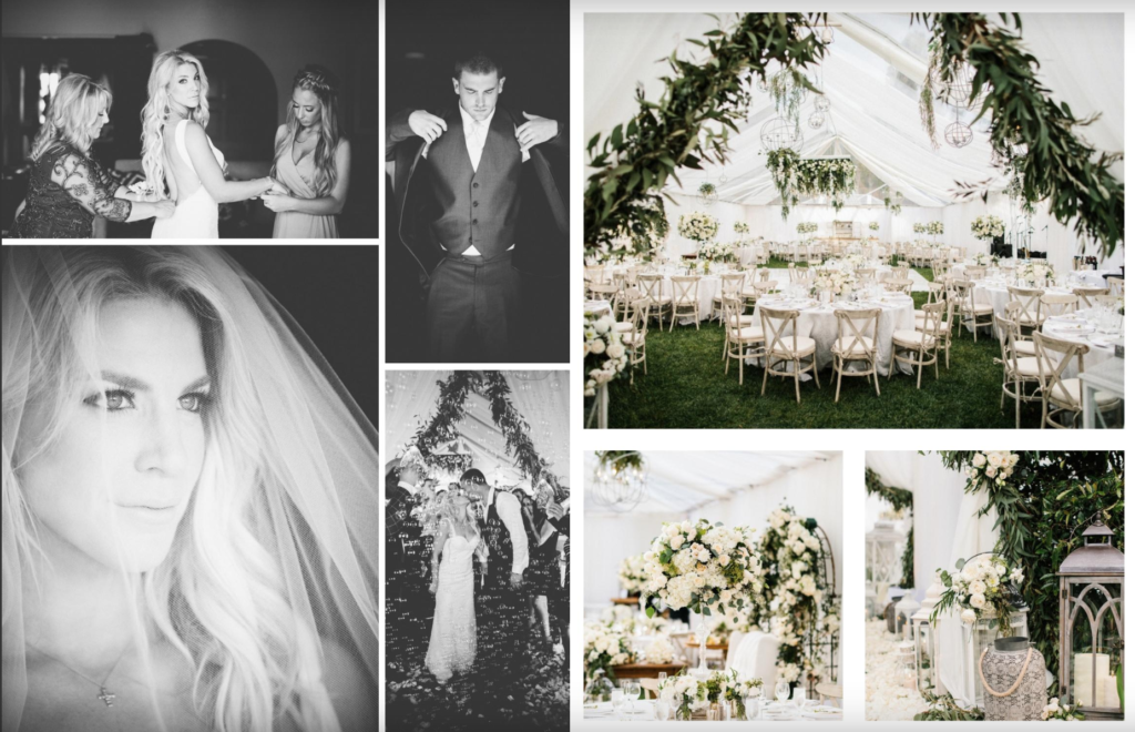 Ritz Carlton Bacara Resort, Kelsey Events, Flowers by Cina, BrittRenePhoto, Jake Becker, Classic Party Rentals, Found Vintage Rentals, La Tavola Linen, Bella Vista Designs, Flawless Faces, Kyle Hoerner, The VIPs, 805 Party Pix, Two Paper Dolls, Trends Magazine, Rayce PR