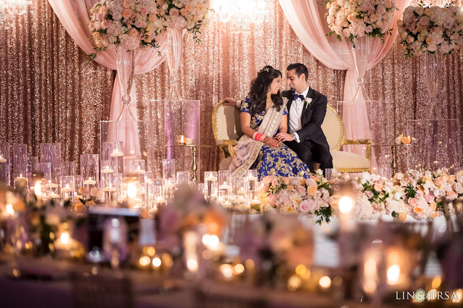 Feature: Lavish Traditional Indian Wedding Feature on Strictly Weddings
