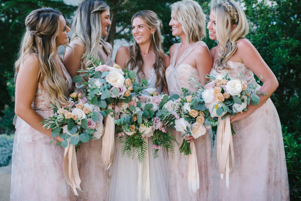 Flowers By Cina, Jamie Brinkman Photography, Maria Lindsay Weddings & Events, 24 Carrots Catering & Events, Casa Romantica, Simply Sweet Bakery, VIP Limousines | Hair: Traci Garrett, Vanessa Kinder, Signature Party Rentals, Best Valet, CDA Productions