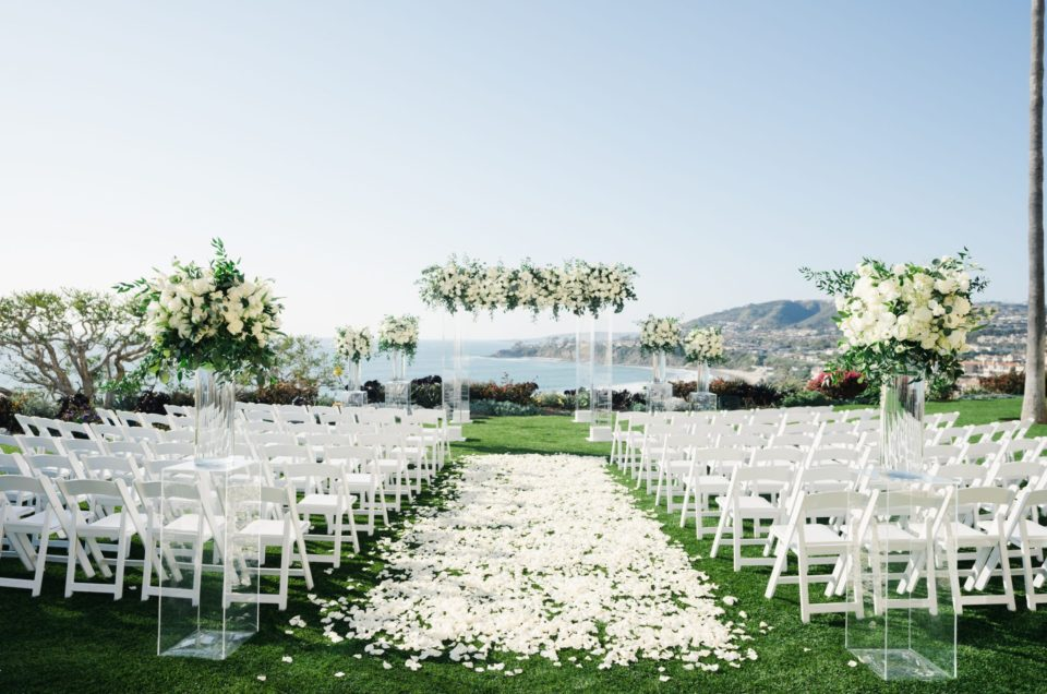 Ethereal Oceanside Wedding at The Ritz-Carlton, Laguna Niguel