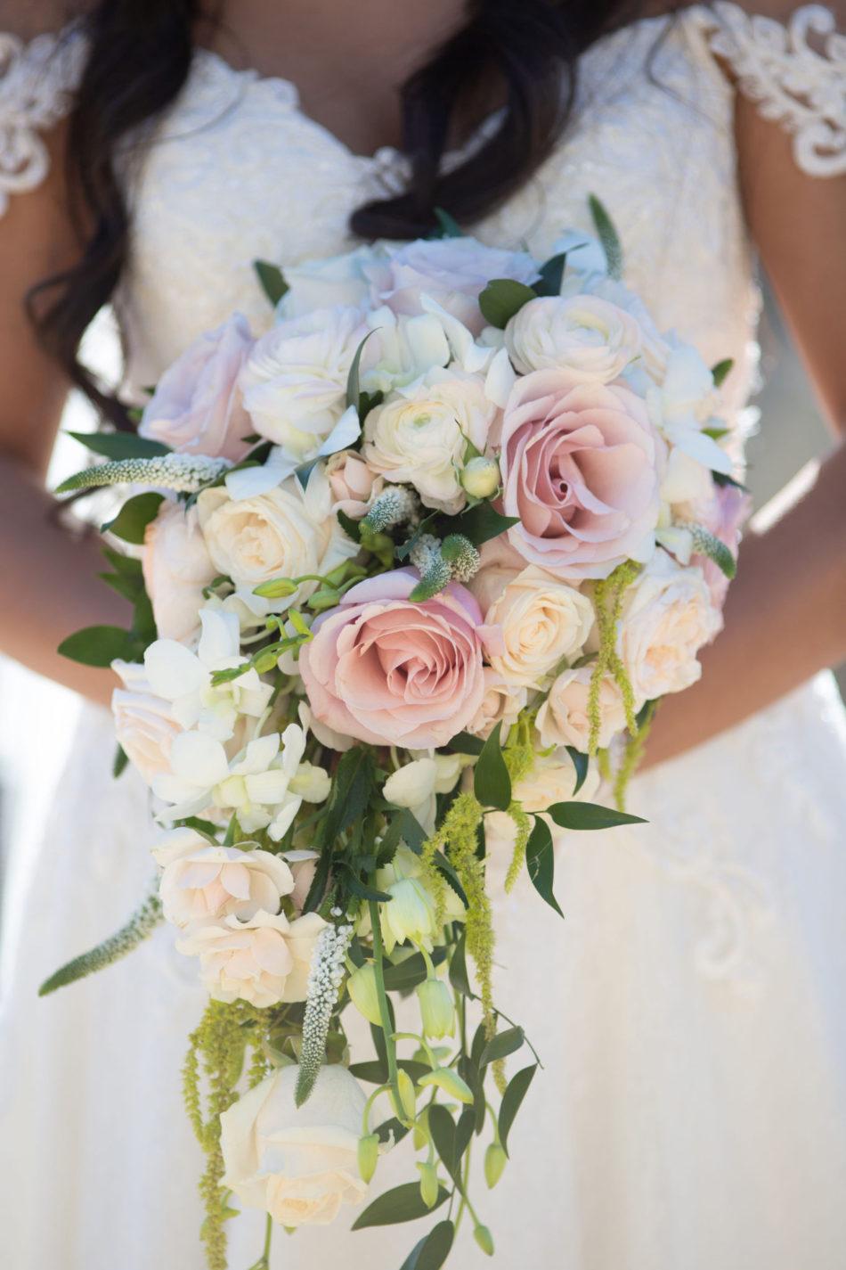pink bouquet, blush bouquet, wedding bouquet, floral design, florist, wedding florist, wedding flowers, orange county weddings, orange county wedding florist, orange county florist, orange county floral design, flowers by cina