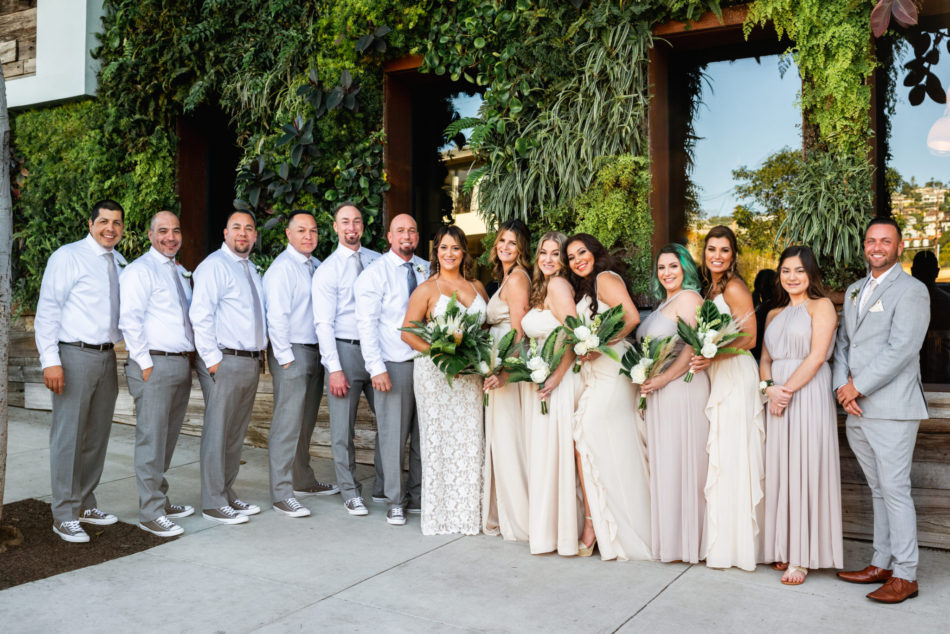 bridal party, bridesmaids, groomsmen, floral design, florist, wedding florist, wedding flowers, orange county weddings, orange county wedding florist, orange county florist, orange county floral design, flowers by cina