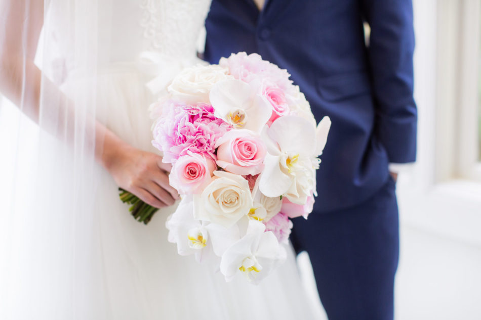 pink bouquet, pink bridal bouquet, romantic bouquet, floral design, florist, wedding florist, wedding flowers, orange county weddings, orange county wedding florist, orange county florist, orange county floral design, flowers by cina