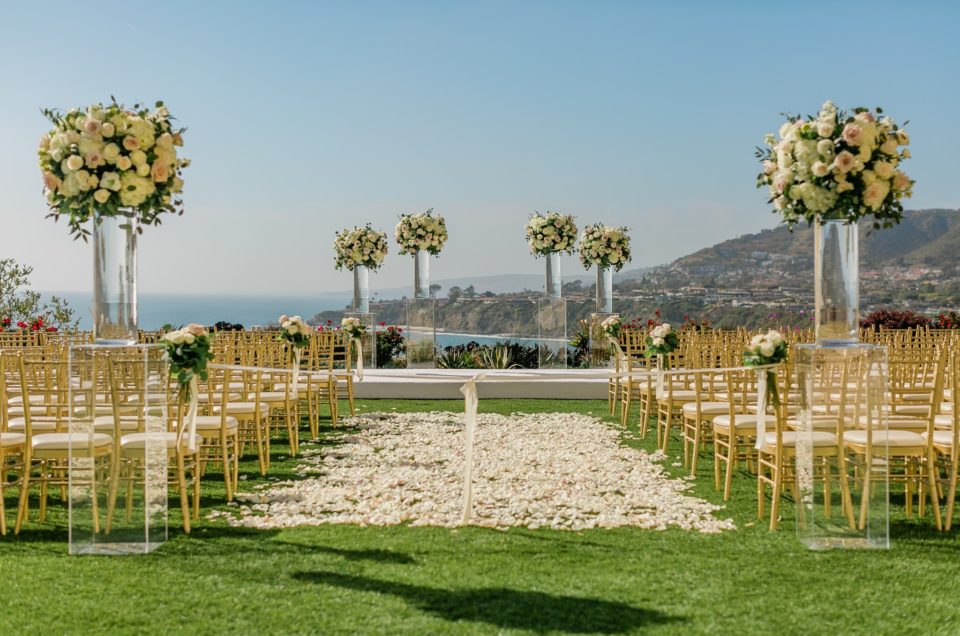 Enchanted Oceanfront Wedding Featured on Strictly Weddings