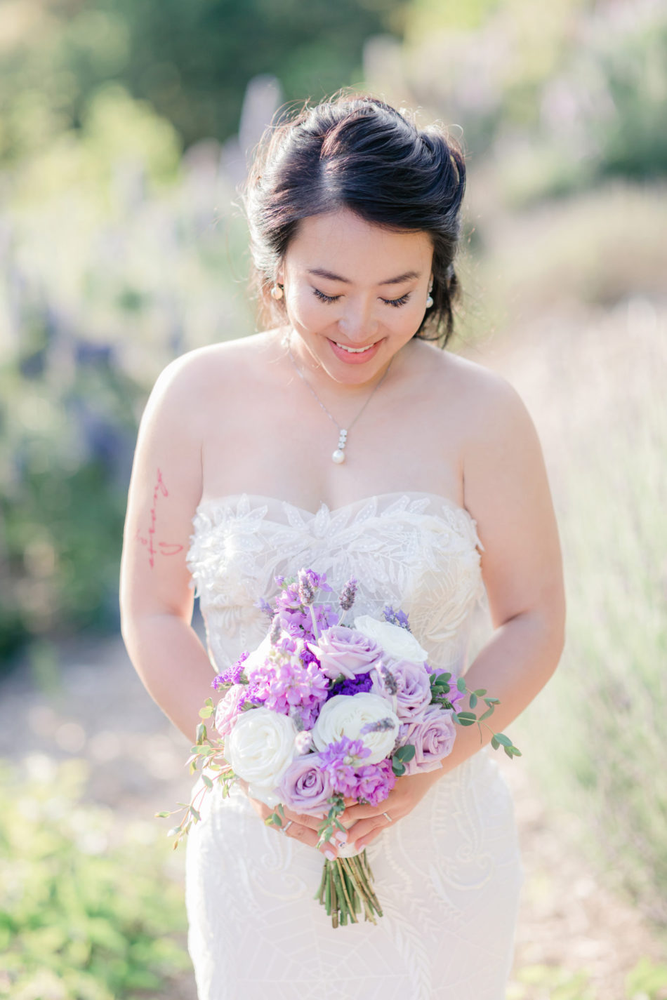 purple bridal bouquet, purple bouquet, bride, floral design, florist, wedding florist, wedding flowers, orange county weddings, orange county wedding florist, orange county florist, orange county floral design, flowers by cina