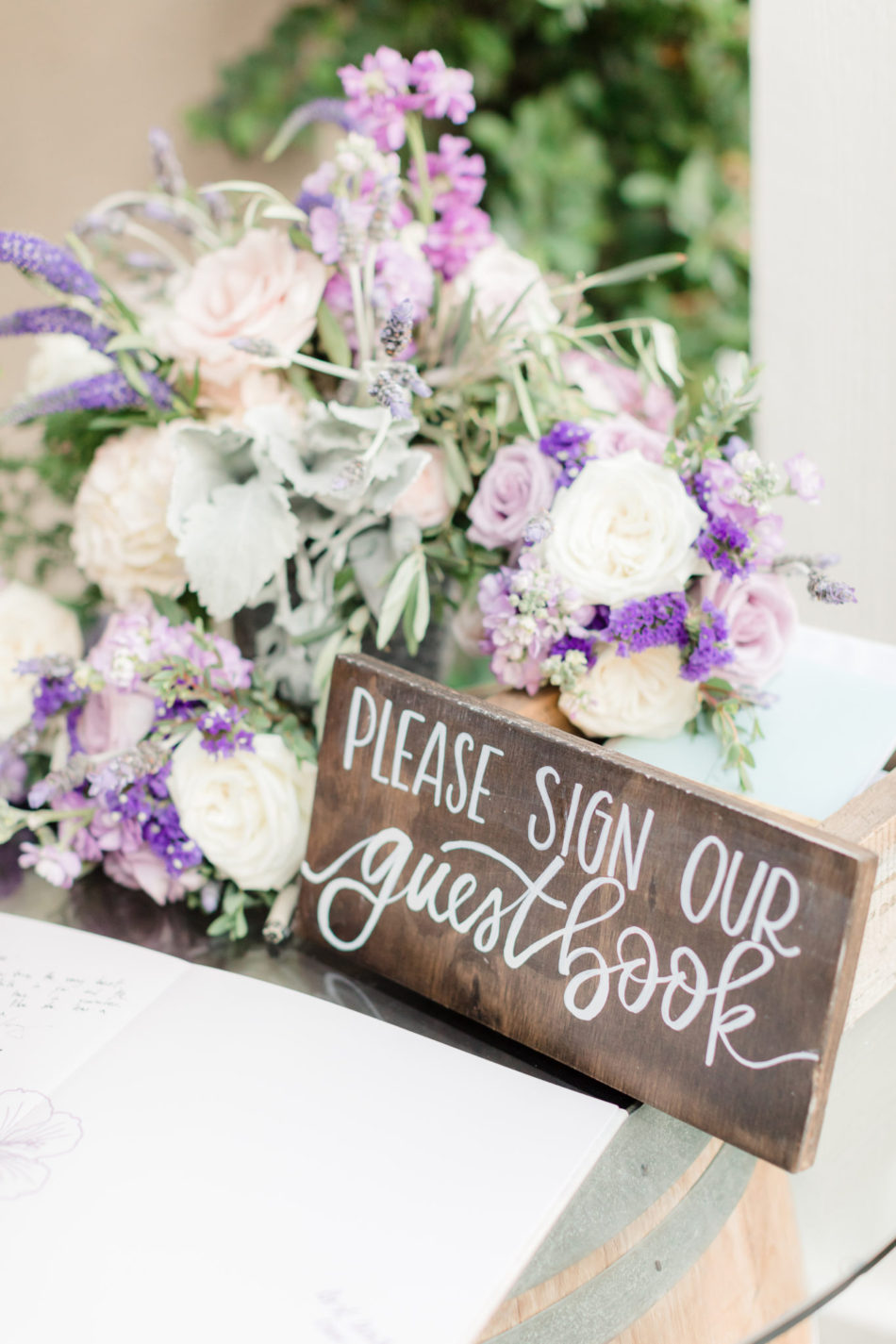 purple wedding decor, purple floral decor, purple blooms, floral design, florist, wedding florist, wedding flowers, orange county weddings, orange county wedding florist, orange county florist, orange county floral design, flowers by cina