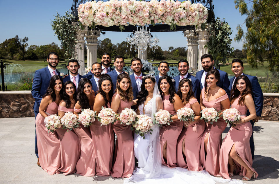 Magnificent Persian Wedding at Old Ranch Country Club