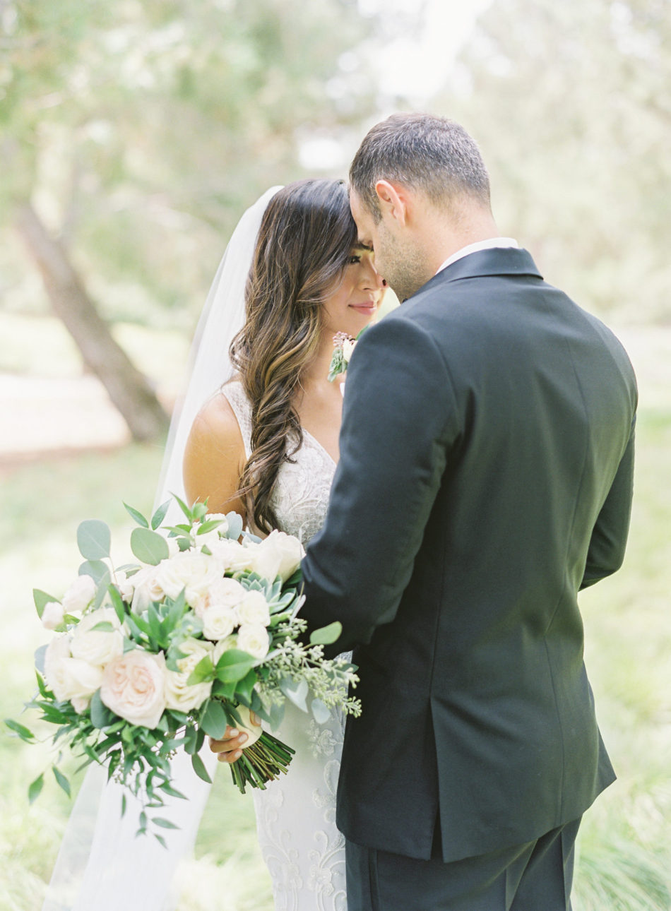 romantic waterfront wedding, bride and groom, bridal bouquet, floral design, florist, wedding florist, wedding flowers, orange county weddings, orange county wedding florist, orange county florist, orange county floral design, flowers by cina