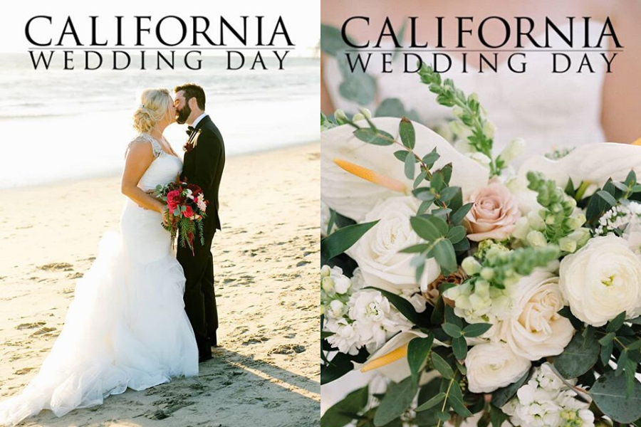 california wedding day, best of 2019 feature, floral design, florist, wedding florist, wedding flowers, orange county weddings, orange county wedding florist, orange county florist, orange county floral design, flowers by cina