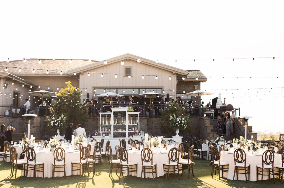 European-Inspired Wedding Featured in California Wedding Day
