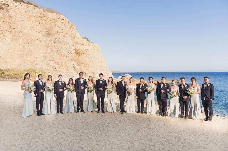 Romantic Pastel-hued Wedding at Terranea Resort