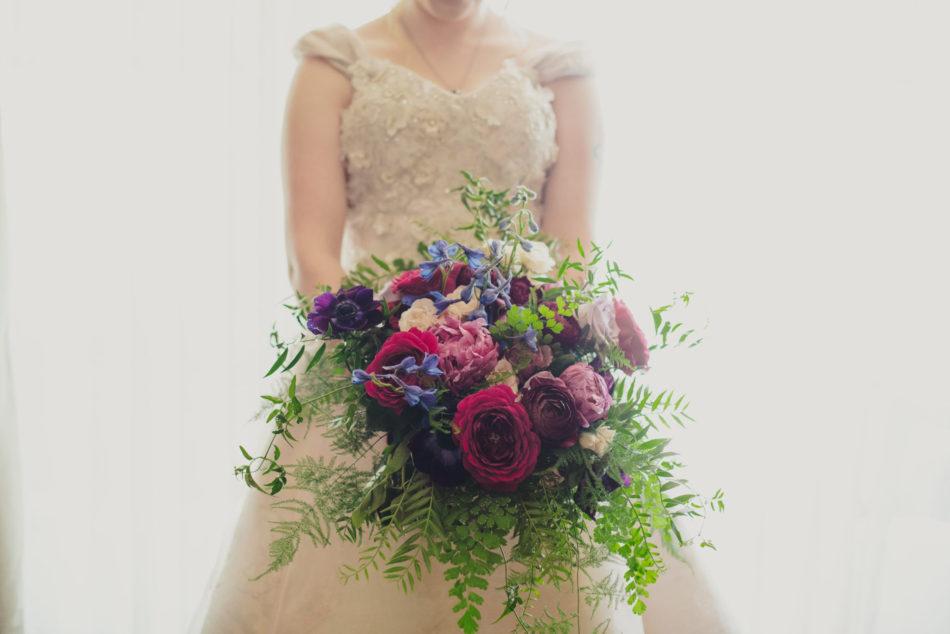 colorful bouquet, purple bouquet, memorable bridal bouquets, floral design, florist, wedding florist, wedding flowers, orange county weddings, orange county wedding florist, orange county florist, orange county floral design, flowers by cina