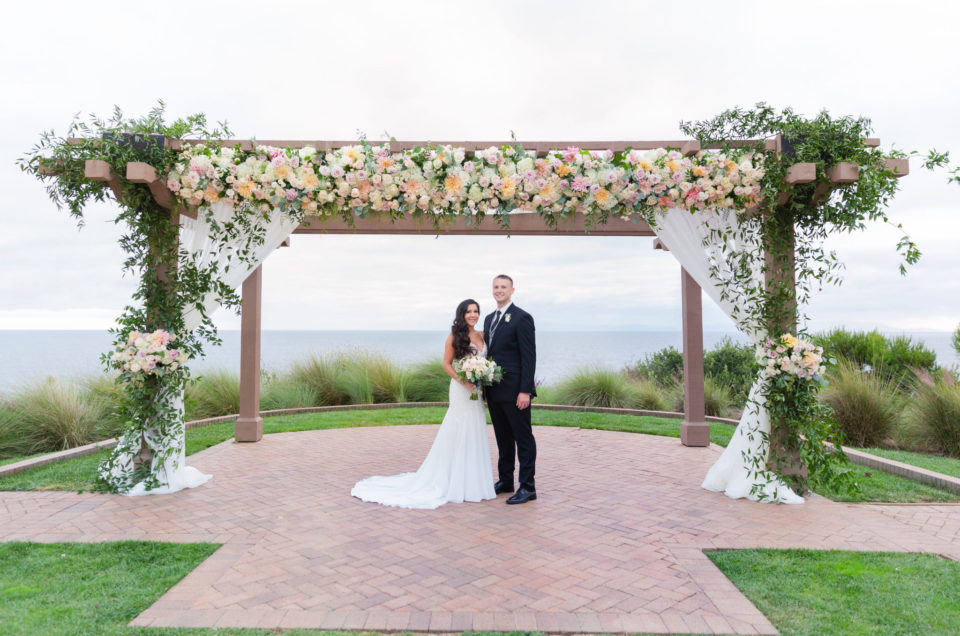 Romantic Pastel Wedding at Terranea Resort